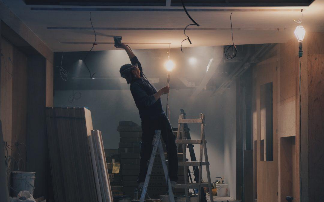 Barrierefreier Umbau durch Handwerkermangel beeinträchtigt
