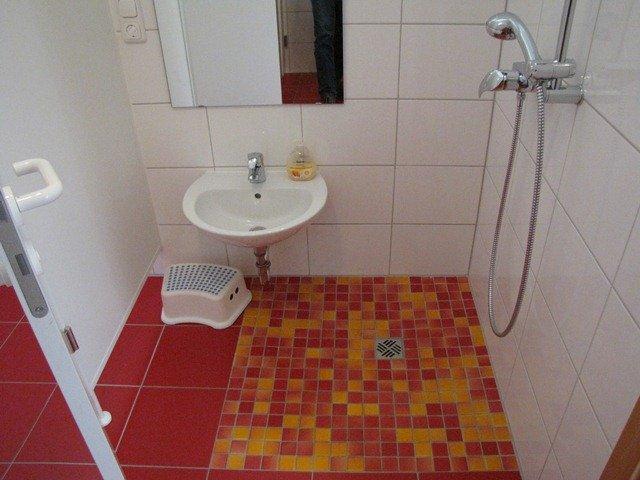 Kleine Leute - kleines Bad